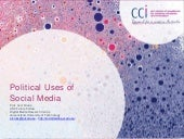 Political Uses of Social Media