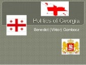 Politics of Georgia