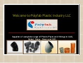 Plastic Pipes & Fittings Supplier, ...
