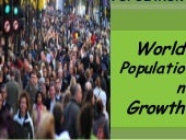 Population lesson 1   world population growth