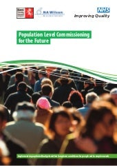 Population level commissioning_for_the_future