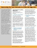 Tip Sheet: Overcoming The Top 5 Obstacles To Office 365 Migration