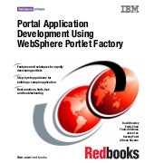 Portal application development usin...