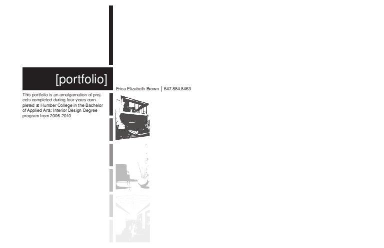 Interior Design Portfolio Ideas interior design student portfolio examples Interior Design Portfolio