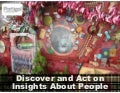Discover and act on insights about people