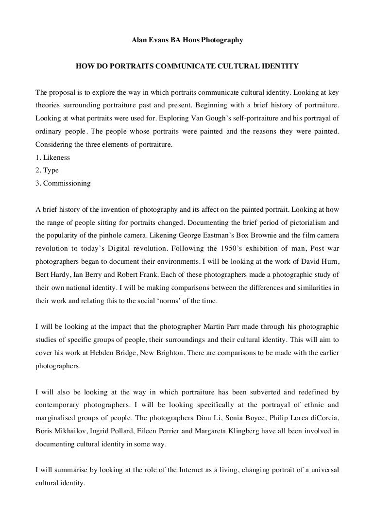 good introduction essay identity Life of pi - essay outline no description by  your comment report abuse transcript of life of pi - essay outline life of pi seminar introduction lead:  • he ignites his life journey to find his true identity from a very young age by experimenting with different religions, then goes on to the adventure in the sea he had driven, but.