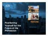Positioning Yourself for the Future of the Profession - FICPA