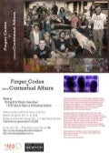 Finger Codes + (inter)Contextual Affairs
