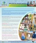 Poster8: New life for ancient grains: improving the livelihoods, nutrition and incomes of Andean communities