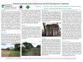 Towards Sustainable Dryland Agriculture and Rural Development in Myanmar