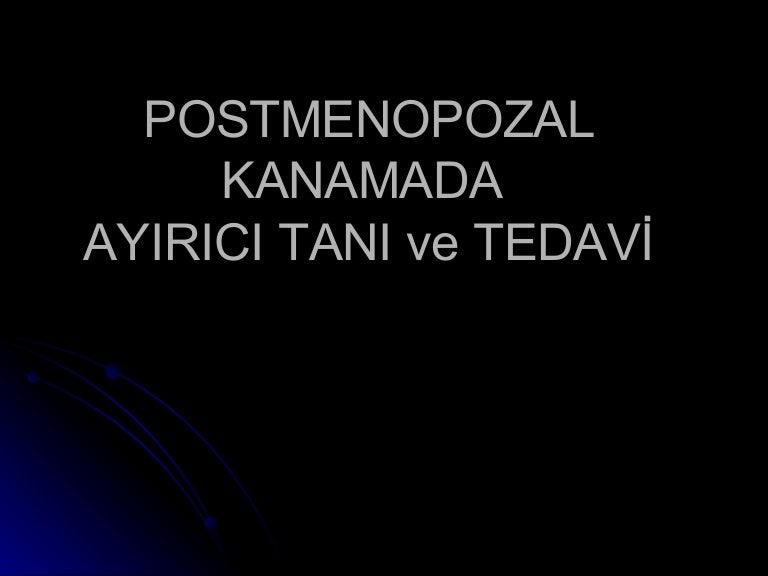 Postpartum Kanama ...