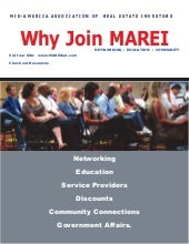 Benefits & Fees for MAREI