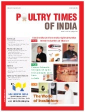 Poultry times of  india july issue