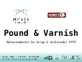 Pound & Varnish - Cache e Balanceam...