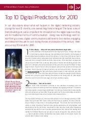 Millward Brown's Top 10 Digital Pre...