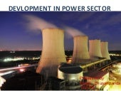 Power sector ,devlopment