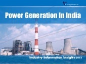 Power Generation in India