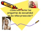 Power point-de-sexualidad-infantil-...