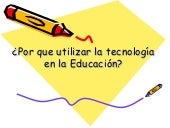 Power Point en la Educacion
