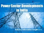 Power Sector Developments in India