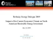 Power Advisory Renewable Energy Inv...