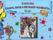 Power creatividad tema4