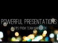 Powerful Presentations: 10 Tips from Team Haiku Deck
