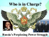 Power In Russia