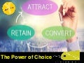 The Power of Choice in Business