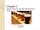 Chapter 3: Alcohol, Tobacco, and Ot...