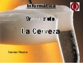 Power point la cerveza - comision ...