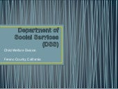 Department of Social Services: Chil...