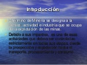 Power point ecologia mineria