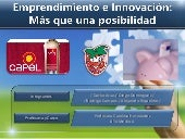 Power point emprendimiento e innova...