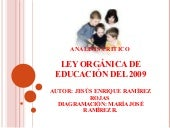 Power Point  Ley De  Educacion