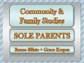 Powerpoint  Sole  Parents