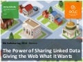 The Power of Sharing Linked Data: Bibliothekartag 2014