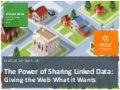 The Power of Sharing Linked Data - ELAG 2014 Workshop