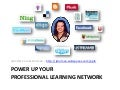 Power Up Your Professional Learning Network