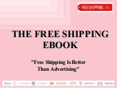 The Free Shipping eBook