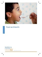 Position paper: Food and Health (EN)