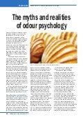 The Myths and Realities of Odour Psychology