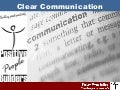 Ppb    clear communication