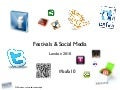 London - BAFA - Social Media for Festivals