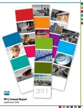 2011 PPG Industries Annual Report a...