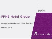 PPHE Hotel Group video