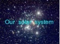 Pp Our Solar System, Minerva 6th A
