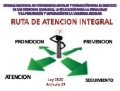 Ppt.ruta de atencion integral