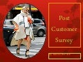 Post Customer Service Survey