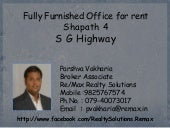 Fully Furnished Office for rent in ...